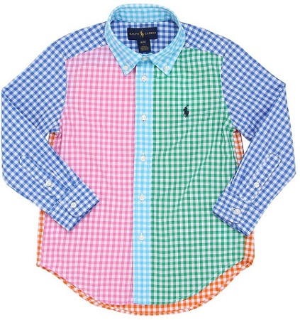 Boys Designer back to school dress shirts