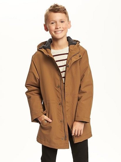 Boys Back to School Coats